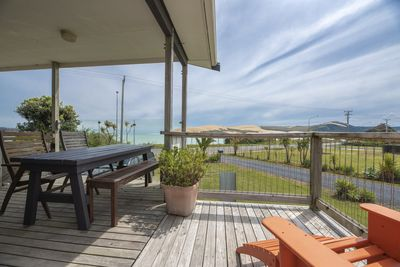 Your deck and view
