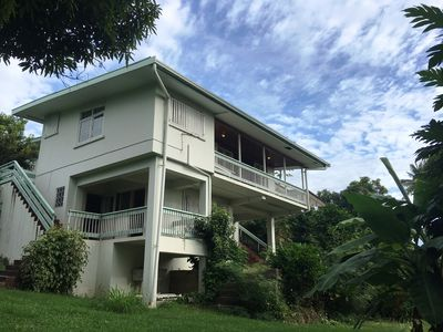 Photo for Lautoka City Home with Sweeping Sea Views