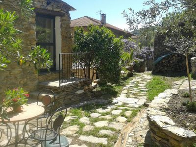 Photo for Vacation home Casa Annina (DOL285) in Dolcedo - 4 persons, 1 bedrooms