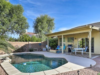 Photo for NEW! Tucson Oasis Home w/Putting Green & Mtn Views