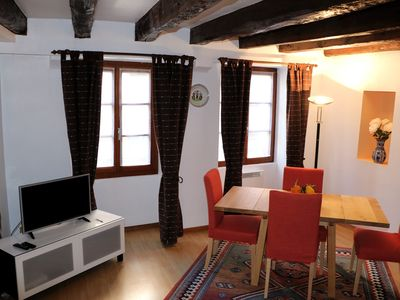 Photo for Typical apartment in the heart of Petite France