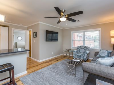 Photo for Stylish 1BR Near Downtown & WFU Hospital