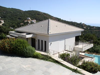 Photo for EXCEPTIONAL SEA VILLA - MOUNTAIN 4CH / 8 PEOPLE