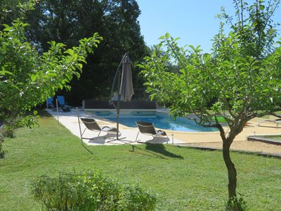 Bed and Breakfast-Dordogne-Périgord Noir-Piscine - Domme