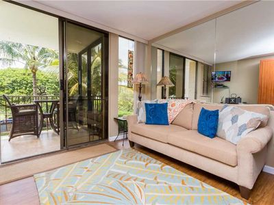 Photo for KR309-Perfection—Exquisite Remodeled South Maui Studio Condo with Views and Affordability