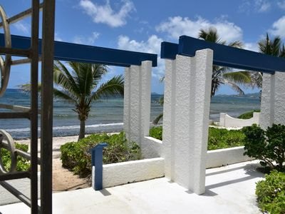 Photo for Caribbean Oasis!  Newly Remodeled Waterfront Condo With A Million Dollar View!