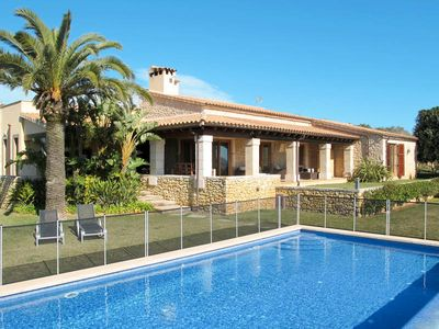Photo for Vacation home in Can Riera - Manacor, Majorca / Mallorca - 8 persons, 4 bedrooms