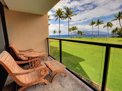 Photo for Gorgeous Ocean View With Beautiful Interior - Starts@$279 -Kihei Surfside #214