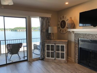 Photo for Beautiful Walk-In Level Condo and Just Steps From the Water!