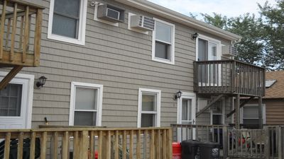 Photo for Fully Renovated Townhouse -- 5 minute walk to Beach and Boardwalk!!