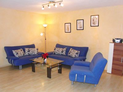 Photo for 4-star apartment with 65 square meters to relax and unwind - max. 2 people