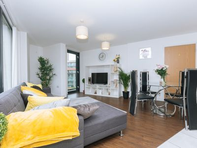 Photo for Two bedroom city apartment