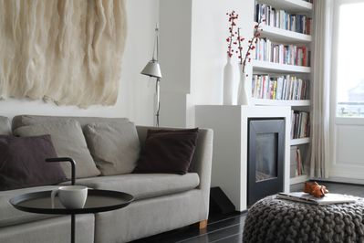 Light And Spacious Two Floor Penthouse With A Large Roof Terrace Amsterdam Zuid
