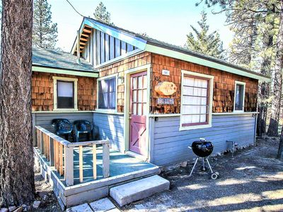 Photo for Country house 542 m from the center of Big Bear Lake with Parking, Internet (983503)