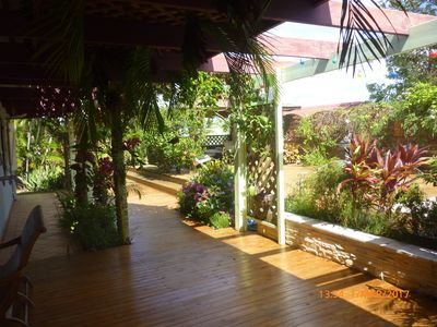 Photo for SPACIOUS HOME WITH POOL CREOLE ATMOSPHERE, NEAR THE BEACH