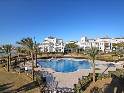 Photo for Casa Buena VIsta -Sun Drenched Apartment with open baclony to amazing views