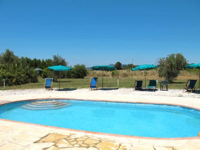 Photo for Apartment Casa Vallegianmarco (RSM110) in Rosignano Marittimo - 4 persons, 1 bedrooms
