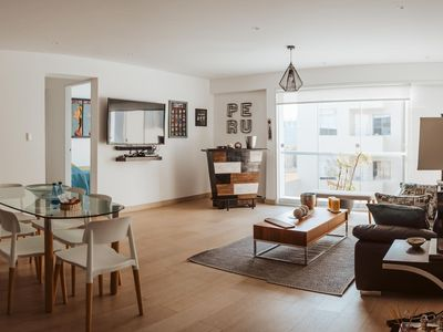 Photo for Modern apt with excellent location