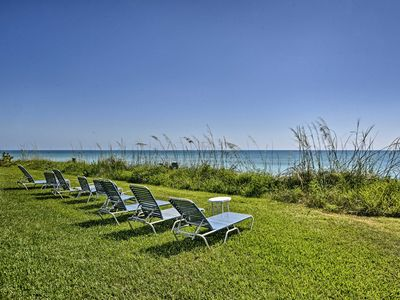 Photo for Oceanfront Vero Beach Condo w/ Balcony Views!