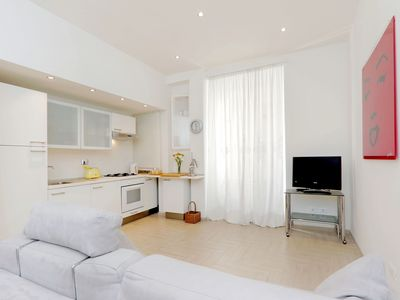 Photo for Bright 1bdr close to G.Borghese