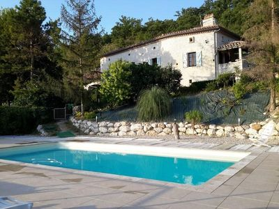 Photo for Gite Montcuq-en-Quercy-Blanc, 7 bedrooms, 20 persons