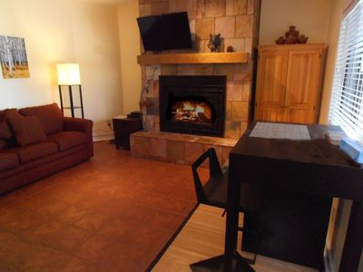 Photo for 1BR Condo Vacation Rental in Angel Fire, New Mexico
