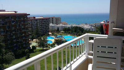 Photo for Apartment overlooking the sea