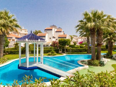 Photo for [ER-111] Perfect Bungalow near the Swimming Pool and 400m. from the Sandy Beach
