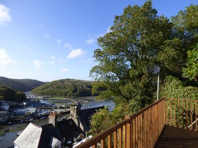 Photo for 6 THE HILLOCKS, pet friendly, with a garden in Looe, Ref 962820