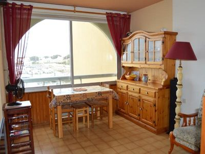 Photo for Apartment Port Leucate, 1 bedroom, 4 persons