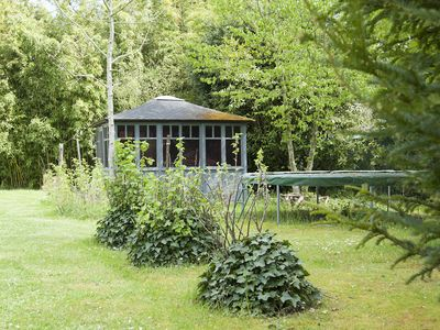 Photo for cottage 110 m2 high-end air-conditioned services with jacuzzi 3 min of bourges