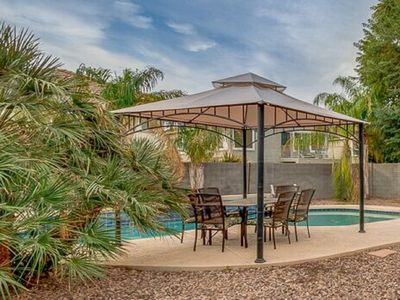 Photo for Newly-remodeled throughout, spacious, family-friendly home with private pool