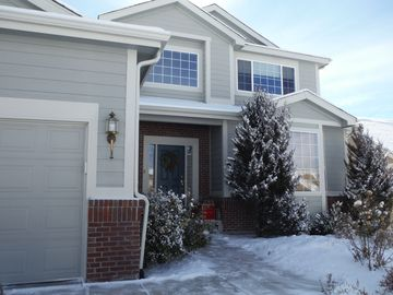 Spacious, Happy Home 1 Mile From Academy North Gate- Air Force Families Welcome!