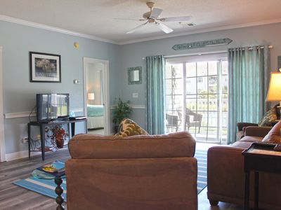 Come Feel Right at Home in this Beautiful Golf Villa at Magnolia