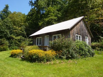 Photo for Soaring Mountain Cabin - Peaceful Setting On State Stocked Trout Stream