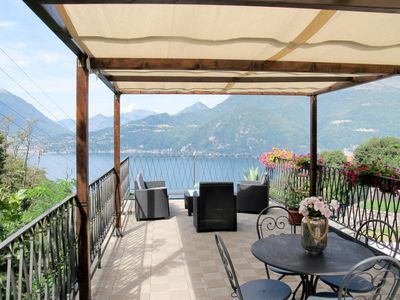 Photo for Apartment NINA BELVEDERE (VNA227) in Varenna - 4 persons, 1 bedrooms