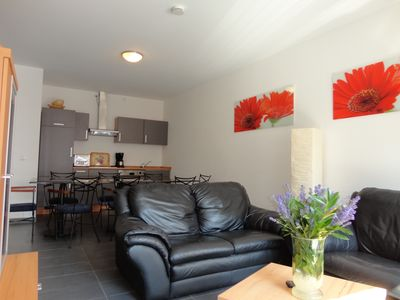 Photo for Modern apartment in the heart of Bacharach for 7 persons