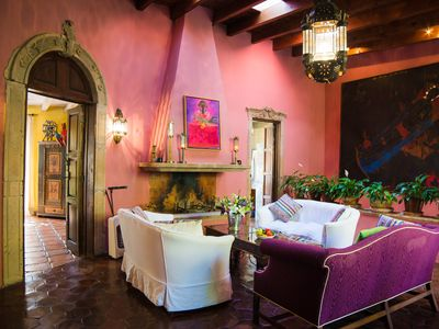 Photo for Casa Bella San Miguel, as Seen in NY Times, 4 BR,  Beautiful!