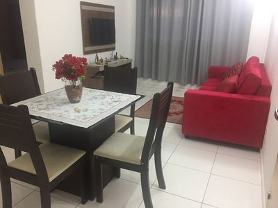 Photo for Apartment well located, near the Politcal Center and Shopping Pantanal