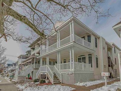 Photo for Beautiful Home, Family-Friendly Beach House, 2 Blocks To Beach/Boards, 2nd Floor
