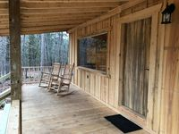 New construction, very clean and in a wooded area.