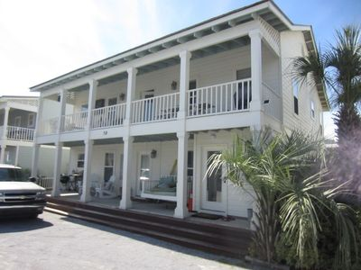 Photo for Gulf Winds Up Grayton Beach   3 bed/3 bath Gulfview
