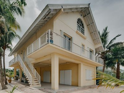 Photo for NEW LISTING! Dog-friendly house w/dock & cleaning station - near canals & parks