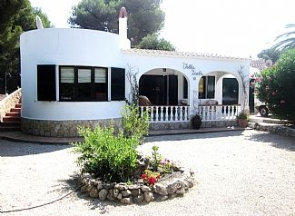 Photo for Private villa with swimming pool, Puerto Addaya