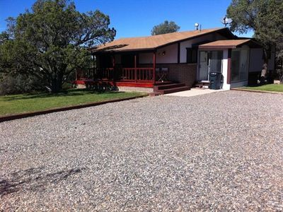 Photo for Discover Prescott from This Charming Cottage & Horse Property