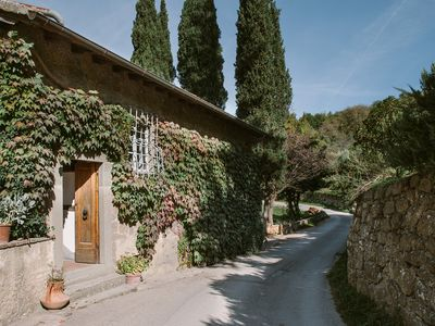 Photo for WONDERFUL RUSTIC AMONG THE HILLS OF CHIANTI CLASSICO