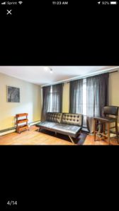 Photo for Lovely 1 bedroom with Din in Bedford Stuyvesant