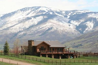 Sweet Air Ranch in the beautiful Rocky Mountains