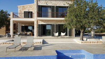 Photo for Casa Viduleto - Luxury designer finca with pool & sauna in an extremely quiet location
