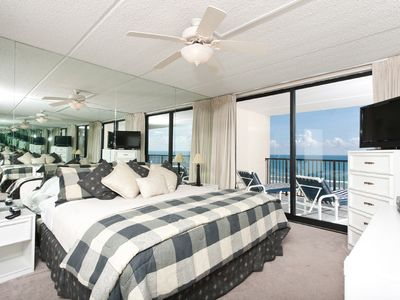 Photo for Nice clean condo on the Beach - 809